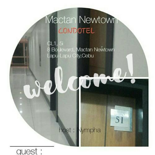 One bedroom suite Mactan Newtown, Lapu-Lapu City