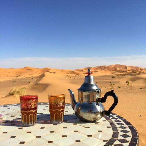 desert Camp Morocco, Tata