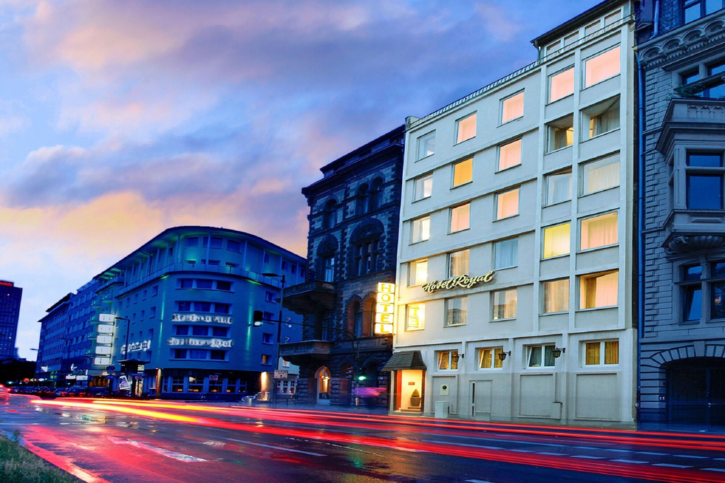 Centro Hotel Royal, Köln