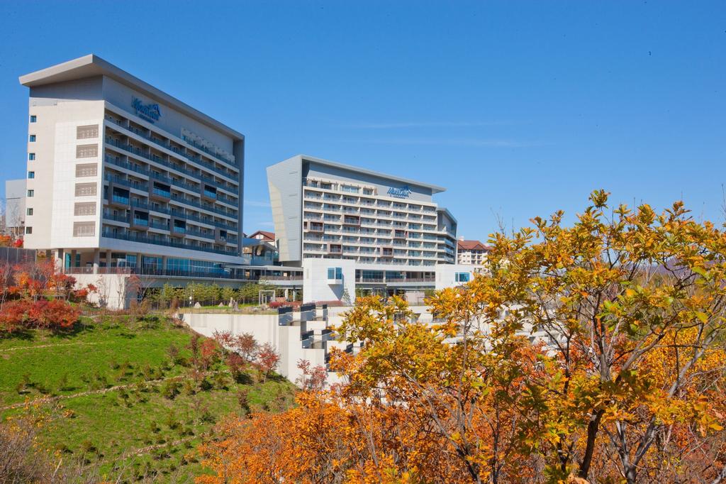 High1 Condominium, Jeongseon