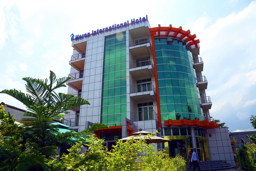 Heron Hotel, Sidama