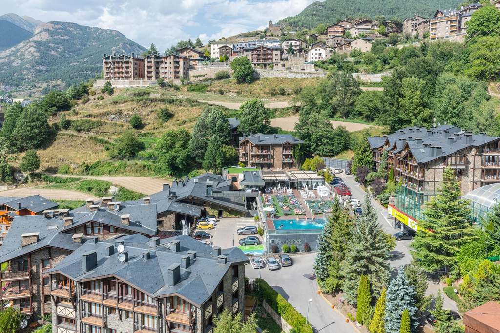 Anyós Park - The Mountain & Wellness Resort,