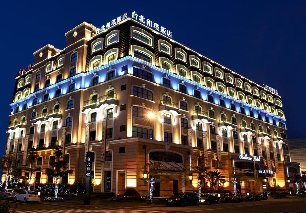 Bellezza Taipei Hotel, Taipei