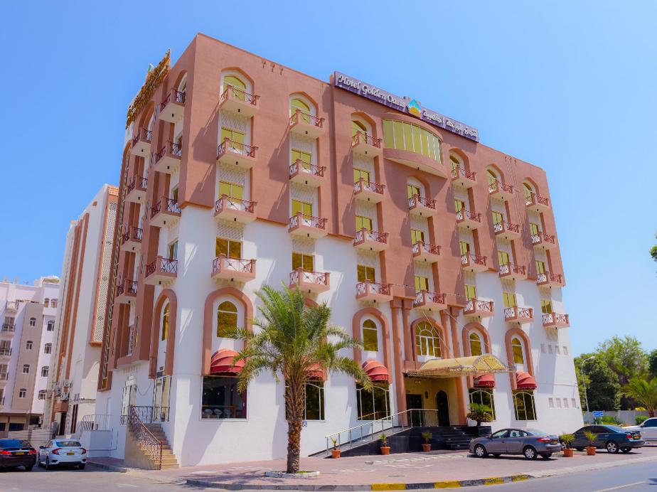 Golden Oasis, Muscat