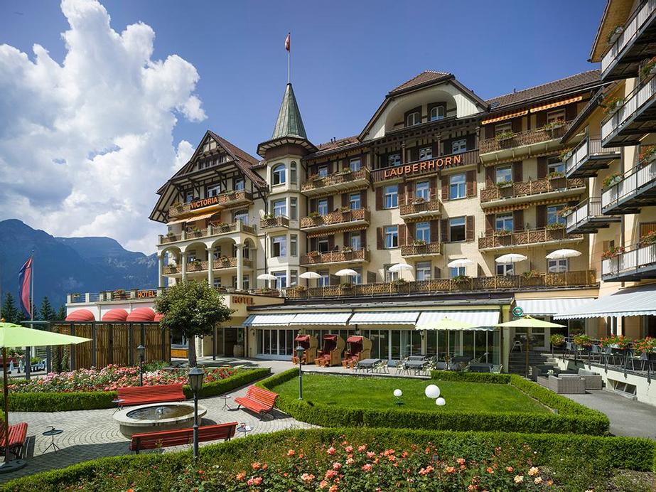 Hotel Victoria-Lauberhorn, Interlaken