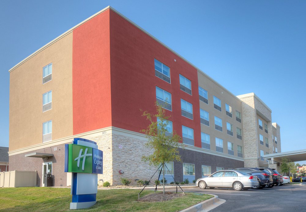 Holiday Inn Express & Suites Fort Mill, York