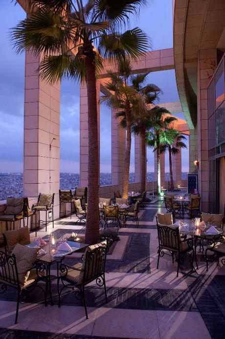 Le Royal Amman, Wadi Essier