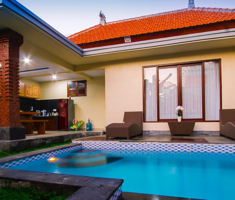 Ubud Suarga Mesari Private Pool Villa, Gianyar