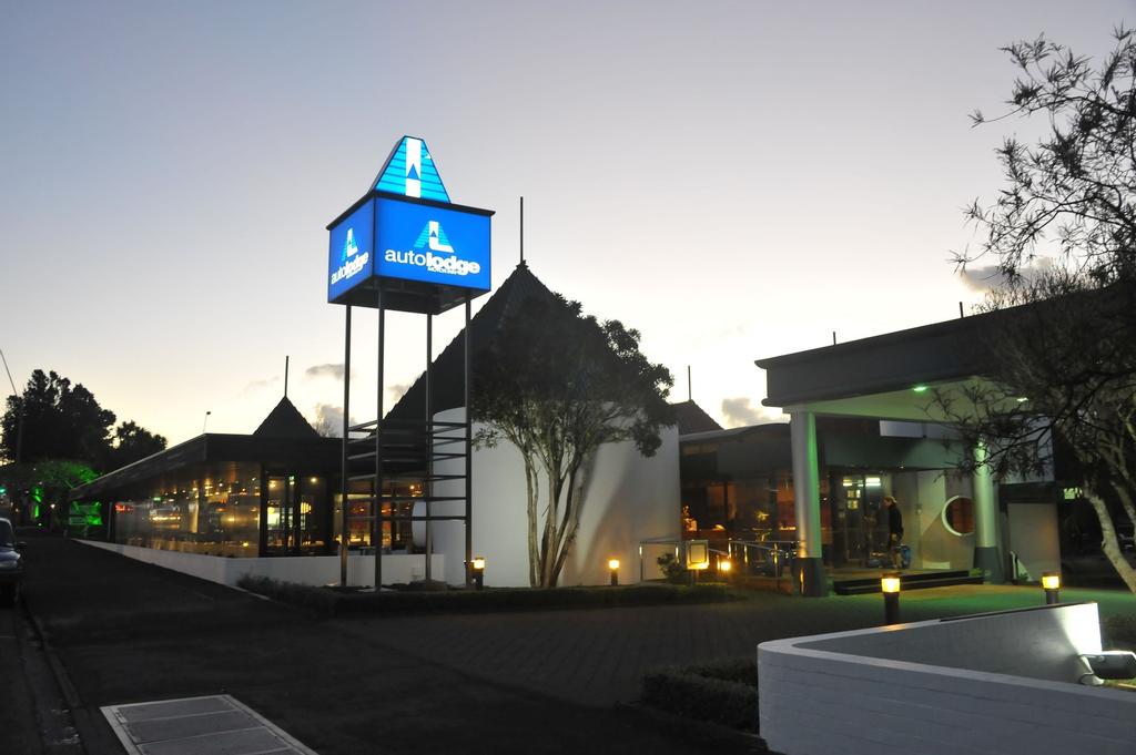 Auto Lodge Motor Inn, New Plymouth