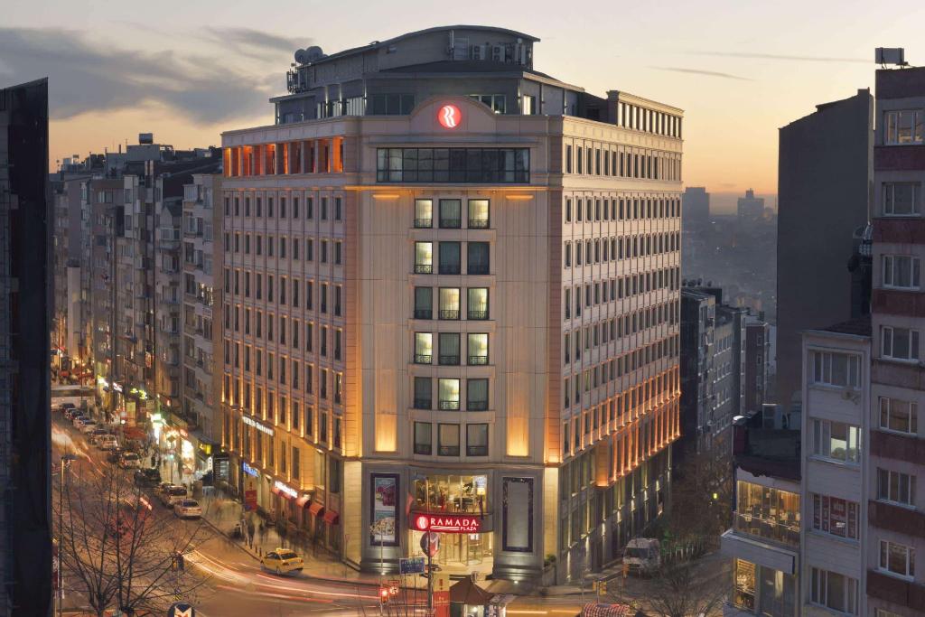 Ramada Plaza by Wyndham Istanbul City Center, Şişli