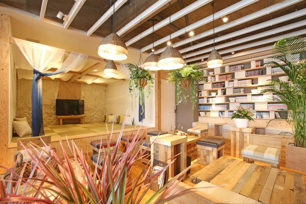 Guesthouse Chura Cucule Ishigakijima – Hostel, Ishigaki