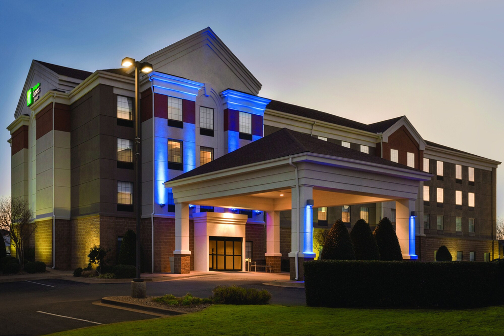 Holiday Inn Express Hotel & Suites Lawton-Fort Sill, Comanche