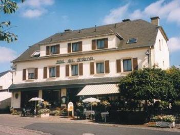 Hotel Restaurant Des Ardennes, Diekirch