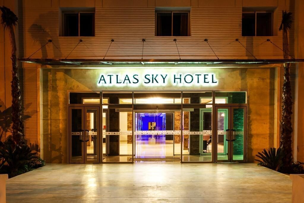 Atlas Sky Airport, Settat