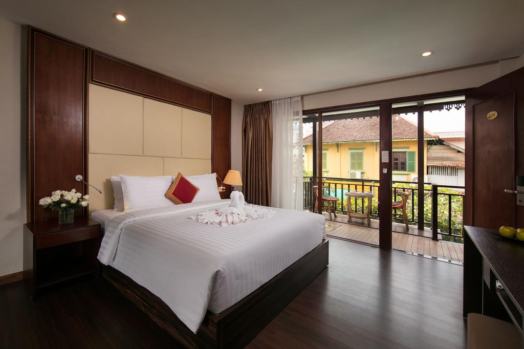 Champa Garden Hotel, Chanthabuly
