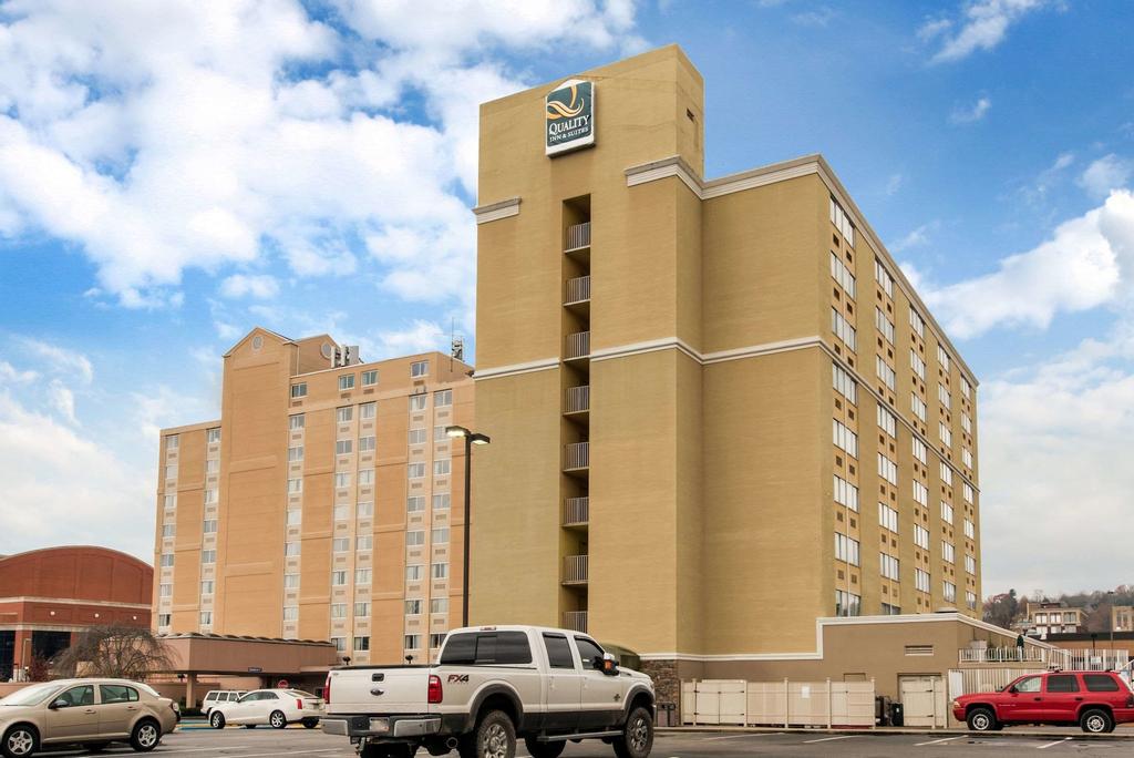 Quality Inn & Suites, Kanawha