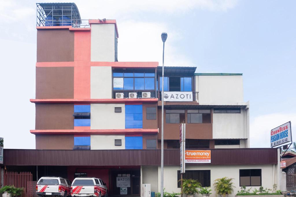 CounTess Pension House, Liloan