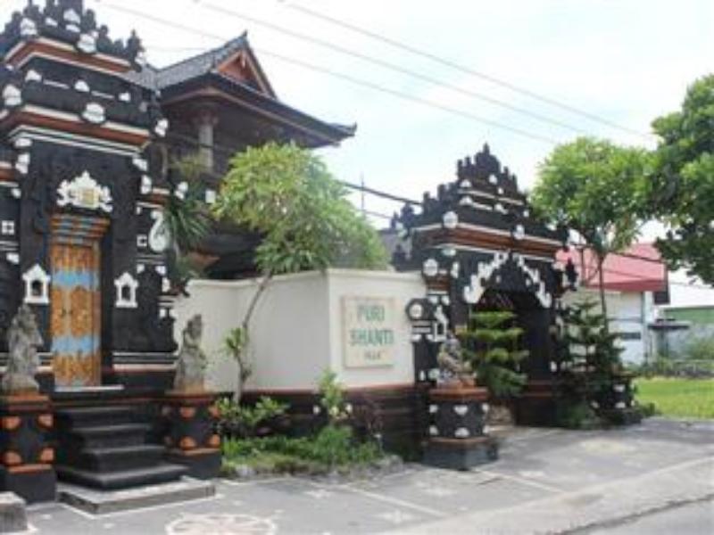 Puri Shanti Villas, Badung