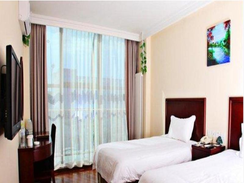 GreenTree Inn Beijing East Yizhuang District Five Kechuang Street Business Hotel, Beijing