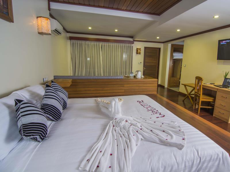 Merciel Retreat & Resort Ngapali, Thandwe