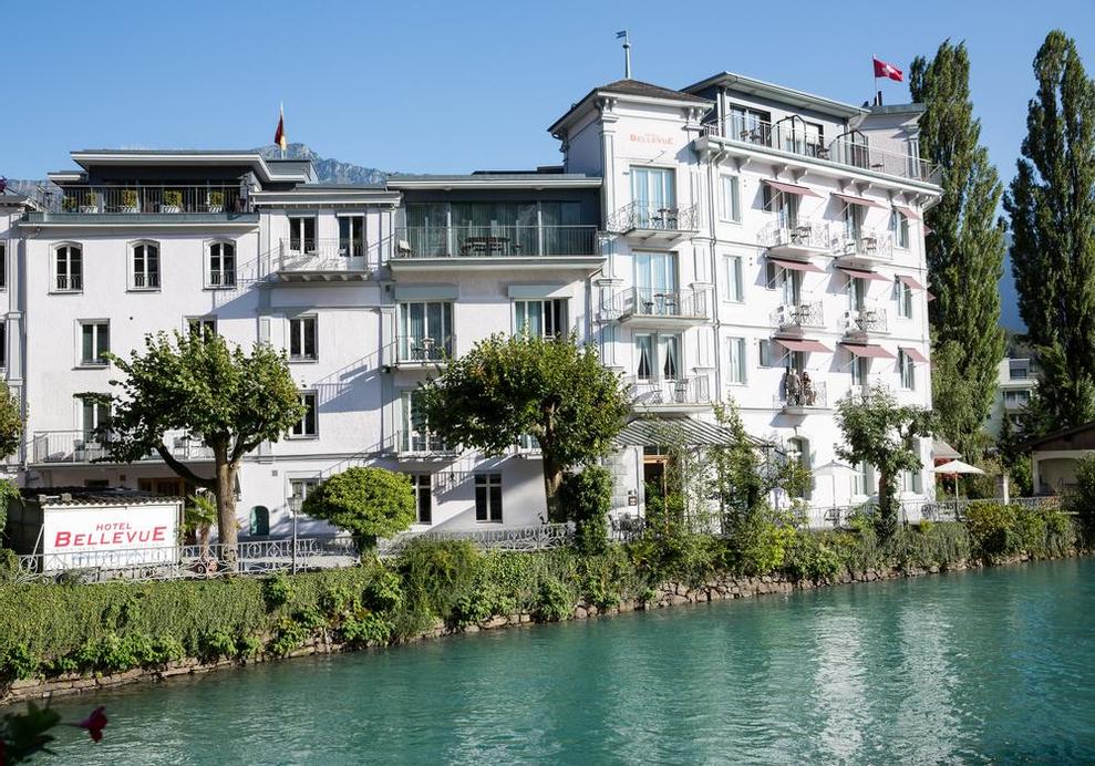 Alplodge Hostel, Interlaken