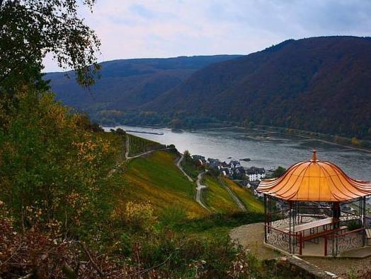 Hotel Cafe Post, Rheingau-Taunus-Kreis