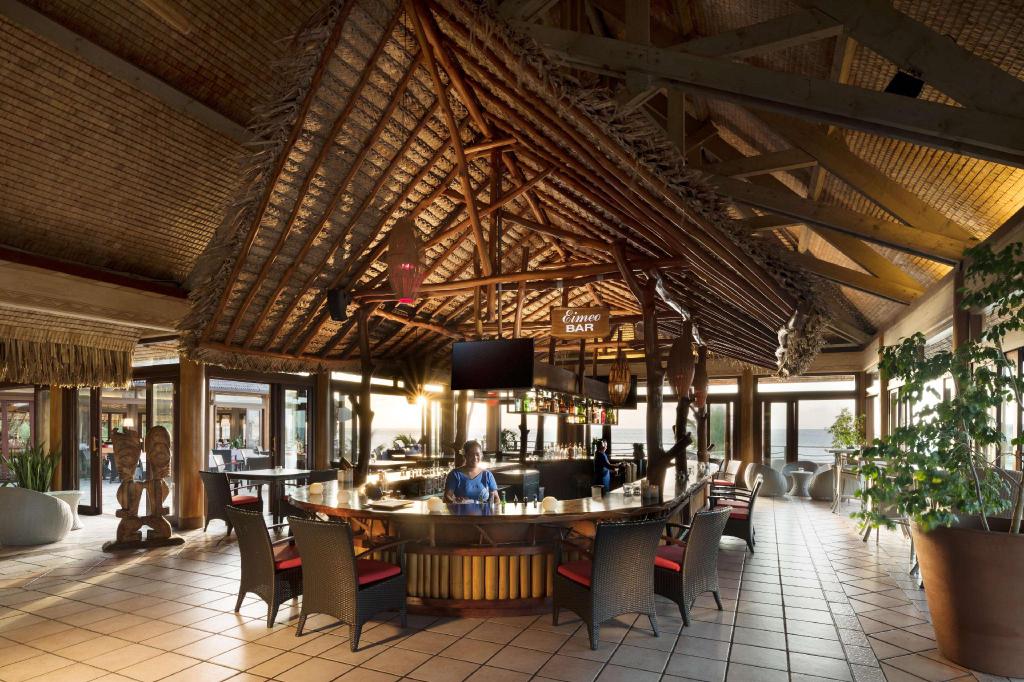 Hilton Moorea Lagoon Resort & Spa,