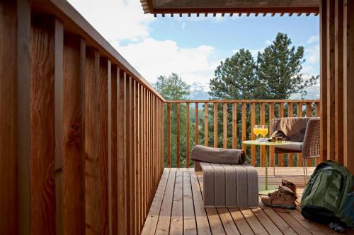 Alpine Lodge Chesa al Parc, Maloja