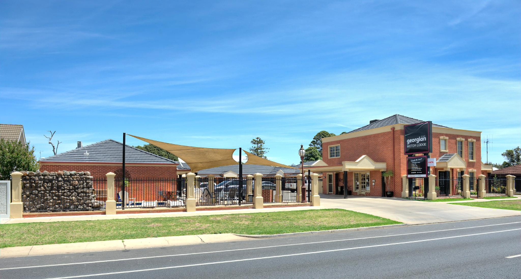 Georgian Motor Lodge, Campaspe - Echuca