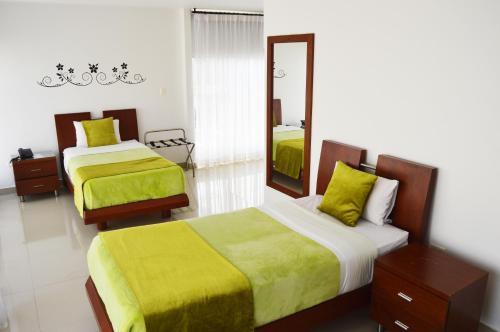 Cariongo Plaza Hotel, Pamplona