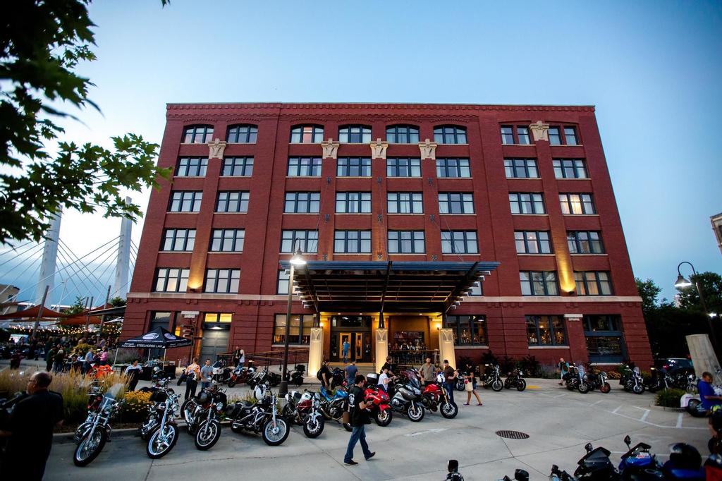 The Iron Horse Hotel, Milwaukee
