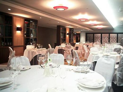 Atlas Hotel, Donets'ka