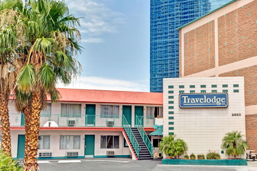 Travelodge by Wyndham Las Vegas, Clark