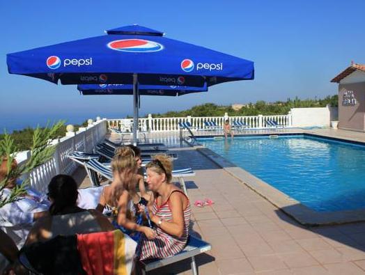 Hotel Relax Dhermi, Vlorës