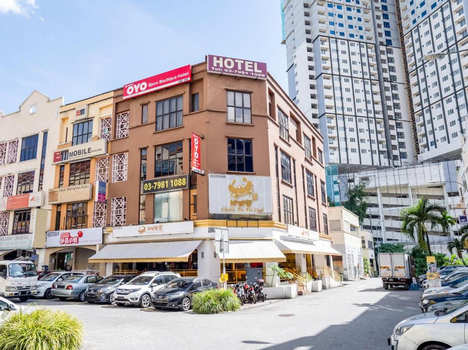 OYO 89652 Bjorn Boutique Hotel, Kuala Lumpur