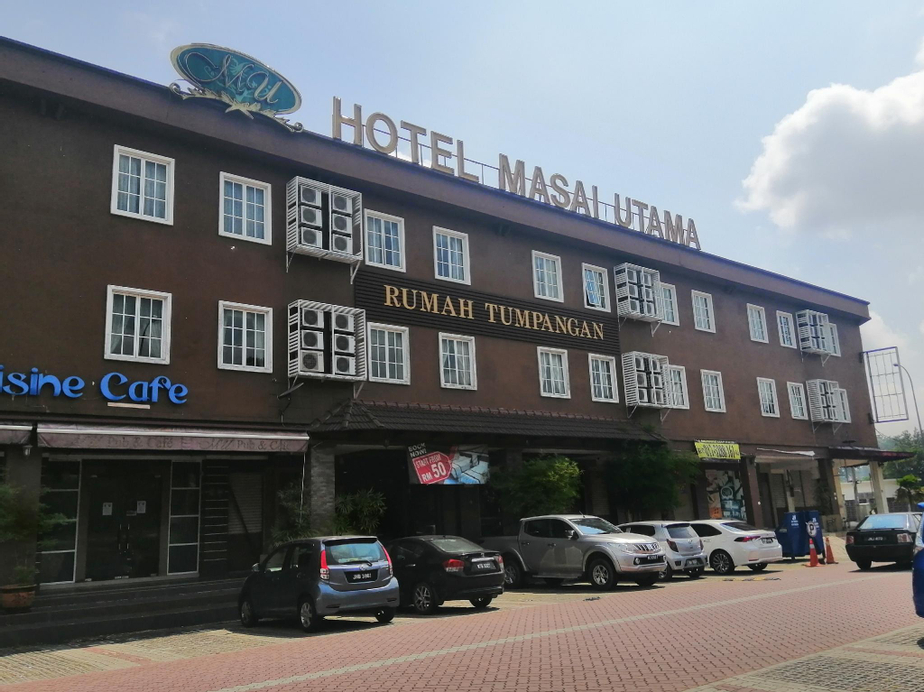 OYO 89948 Hotel Masai Utama, Johor Bahru