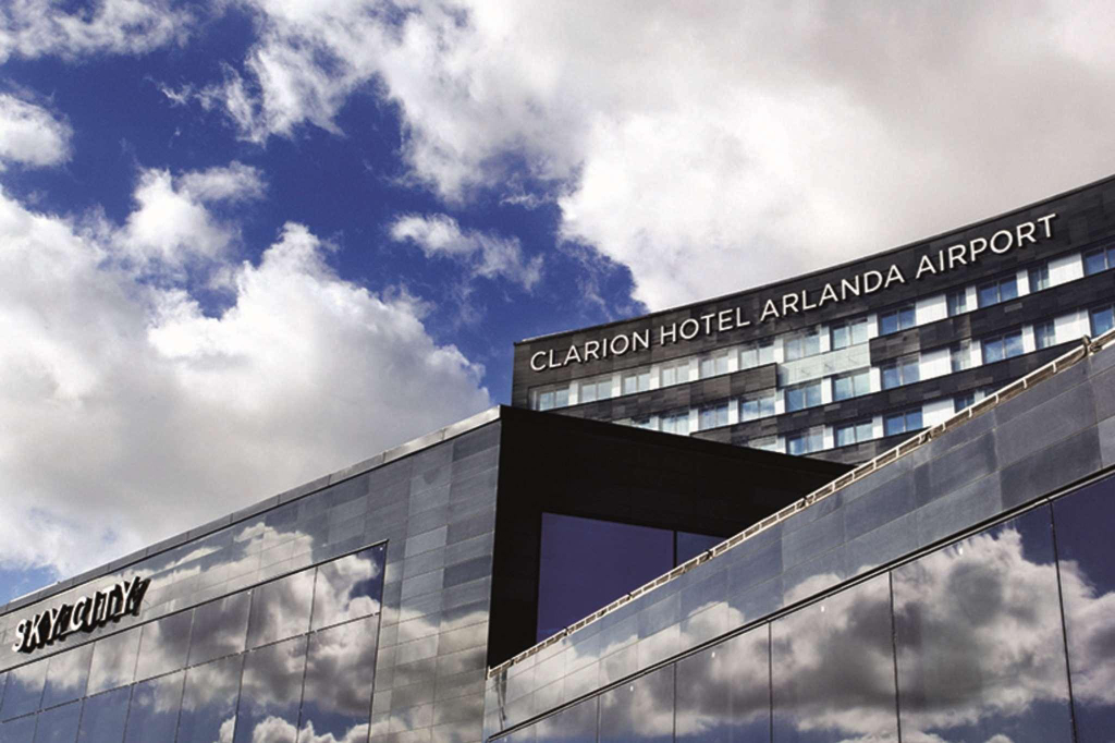 Clarion Hotel Arlanda Airport, Sigtuna