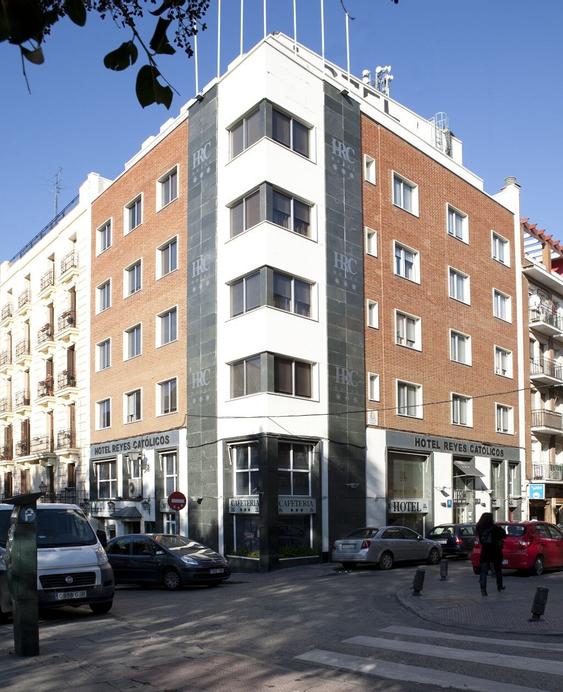 HRC Hotel, Madrid