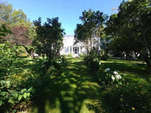 Manoir Hamilton Manor, Bonaventure