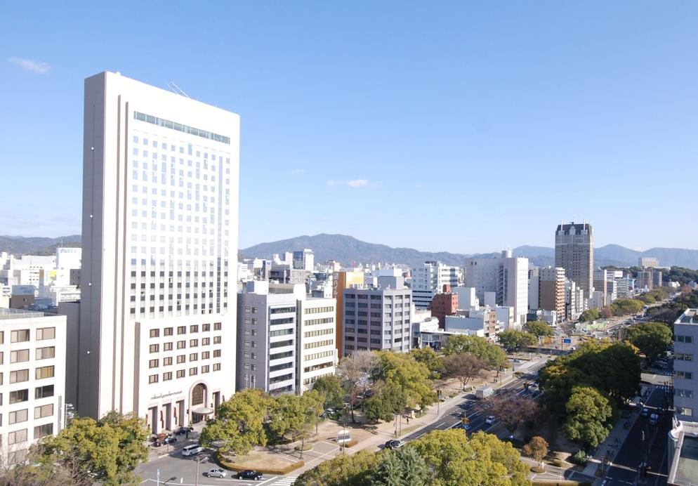 Mitsui Garden Hotel Hiroshima, Hiroshima