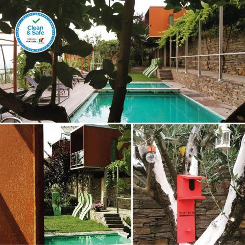 Casas de Campo Vila Marim, Mesão Frio