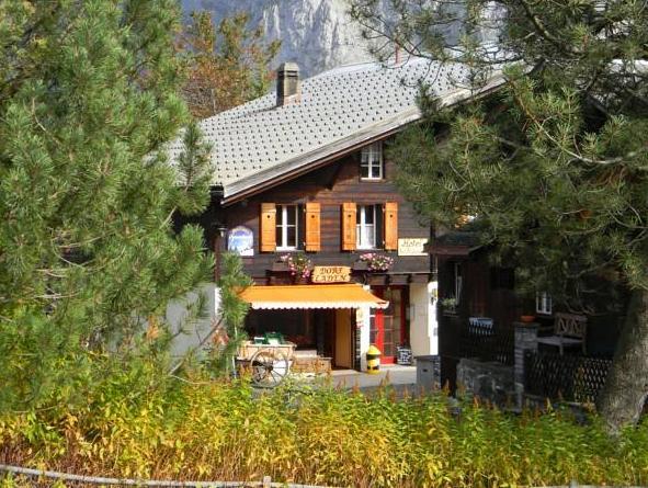 Pension Gimmelwald, Interlaken