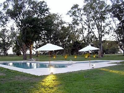 Hotel Rural La Pampeana, Chapaleufú