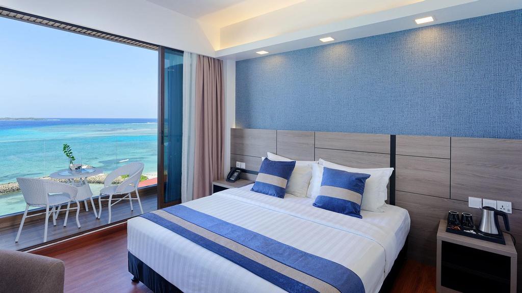Arena Beach Hotel at Maafushi, Kepulauan Maafushi