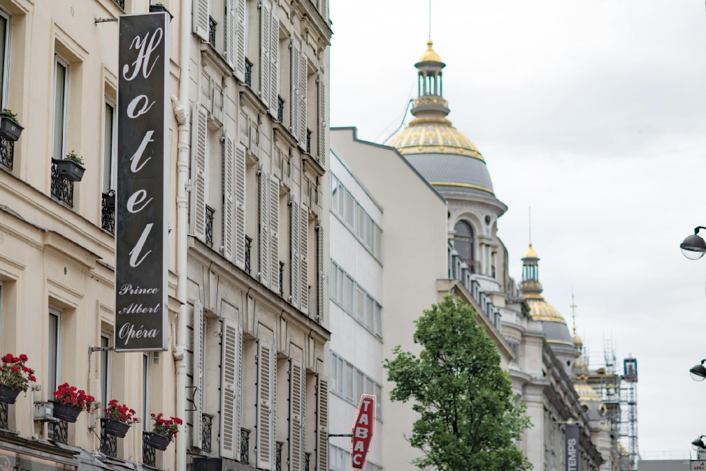 Hotel Prince Albert Opera, Paris