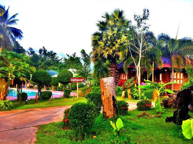 Khaothone River View Resort, Sai Yok