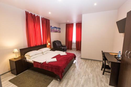 Asti Rooms Hotel, Tomskiy rayon