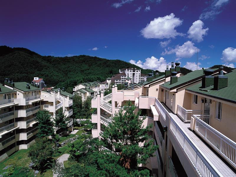 Yongpyong Resort Villa Condo, Pyeongchang