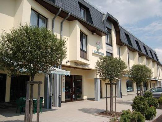 Hotel Keup, Clervaux