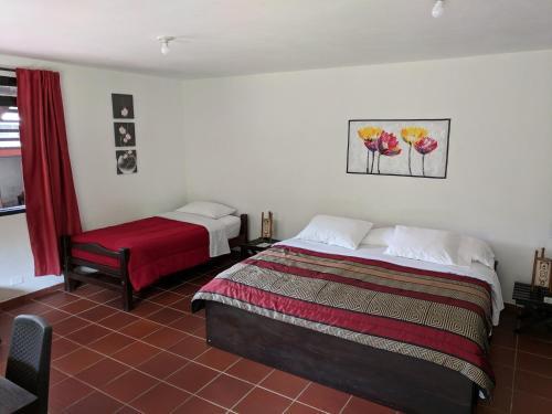 Hotel Huaka-yo, San Agustín
